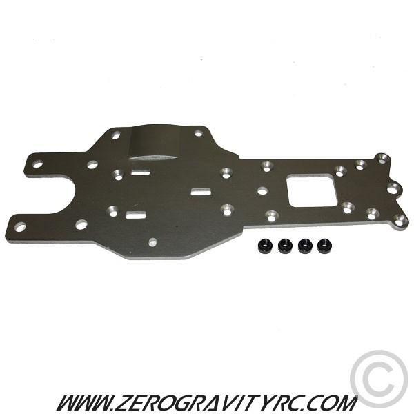 REAR CHASSIS PLATE