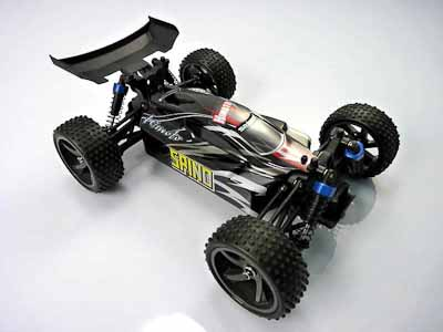 HIMOTO SPINO 1:18 SCALE RTR 4WD ELECTRIC POWER BUGGY W/2.4G REMOTE