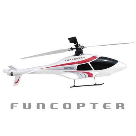 MULTIPLEX FUNCOPTER - BASIC VERSION