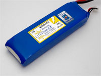 HYPERION LCX 4250 MAH 6S 18C LITHIUM POLYMER BATTERY PACK (22.2V)