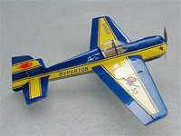 "HYPERION YAK 55 SP ""10"" ARF - BLUE WITH POWER SET"