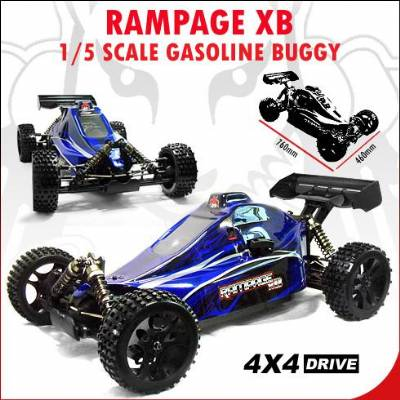 Rampage XB 1/5 Scale Buggy