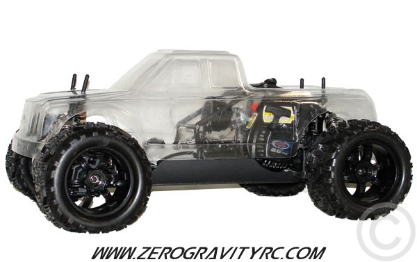 Nutech Racing Mega Monster Truck 4WD 1/5 Scale 26cc RTR