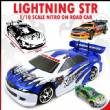 Lightning STR 1/10 Scale Nitro On Road Car